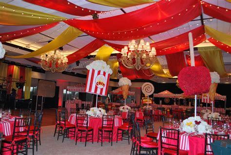 carnival theme decorations bat mitzvah carnival theme spencer s celebration 171 linzi