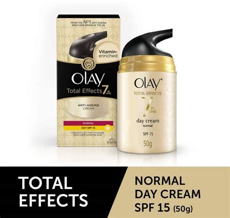 Olay Total Effect Day olay olay total effects 7 in one anti ageing normal