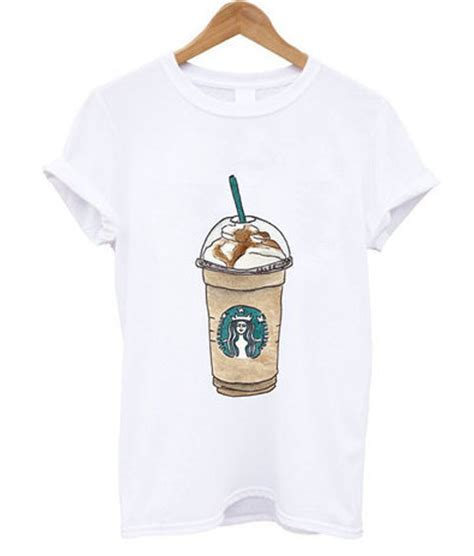 Starbucks Tshirt by Starbucks Frappuccino T Shirt