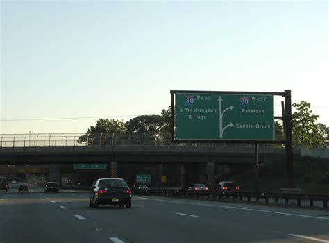 Garden State Parkway South by New Jersey Aaroads Garden State Parkway South