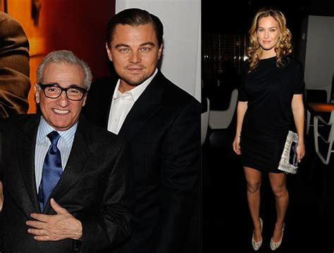 Martin Scorcese And Giorgio Armani Work Together by Photos Of Leonardo Dicaprio Martin Scorsese And Bar
