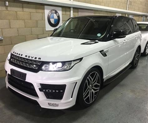 Timeline Compare Customsrange Rover Sport Custom Bodykit