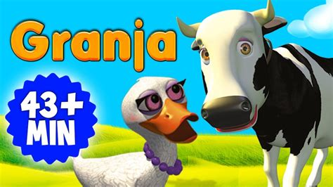 imagenes infantiles granja las canciones de la granja enganchado lo mejor de granja