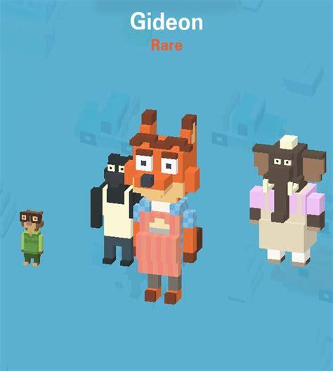 Figure Minecraft Disney Crossy Road Original disney crossy road characters list how to unlock