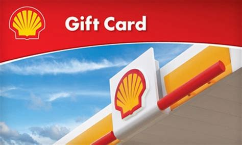 Where Can I Use My Shell Gift Card - hot 6 for a 10 shell gift voucher use on gas convenience store car washes