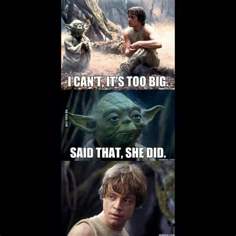 Star Wars Sex Meme - memedroid images tagged as yoda page 3