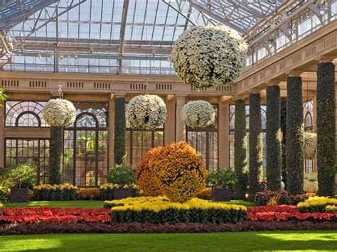 Longwood Gardens Pa by Longwood Gardens Presents Autumn S Colors September 6