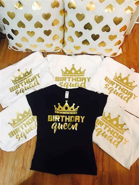 Tshirt Squad N C Baam birthday shirts for birthday squad shirts birthday