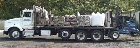 landscaping rock delivery