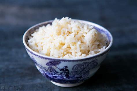 savory coconut rice recipe simplyrecipes com