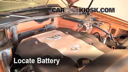 infiniti fx35 battery replacement battery replacement 2003 2008 infiniti fx35 2008