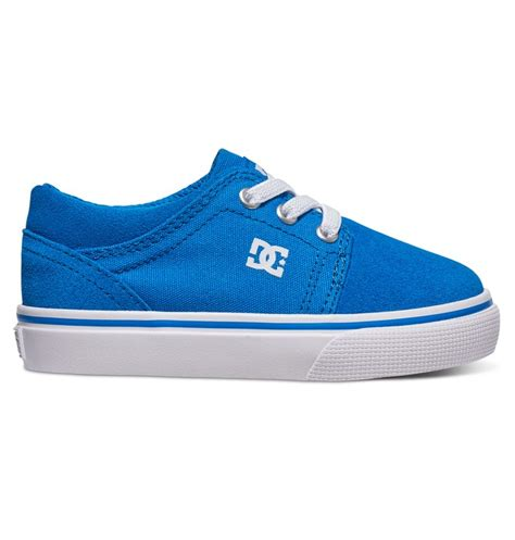 Dc Shoes Hton 445 toddler trase slip shoes 888327794051 dc shoes
