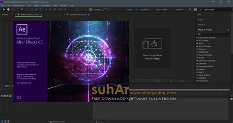 Adobe After Effect Cc 2018 64 Bit Version adobe after effects cc 2018 activation patch suhar
