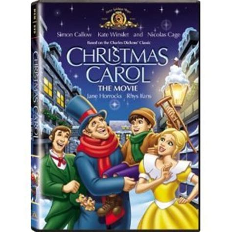amazon com a christmas carol animated movies tv