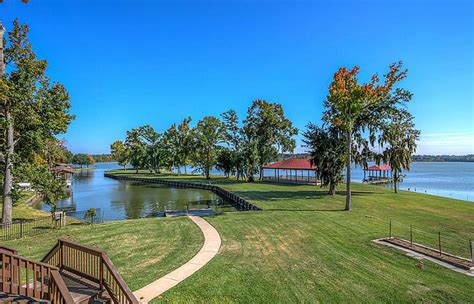lake livingston waterfront properties real estate