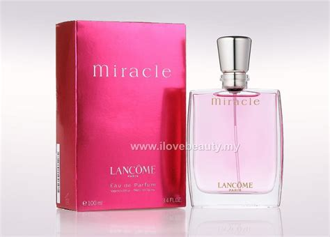 Miracle Lancome Original lancome miracle edp 100ml end 4 21 2016 1 15 pm