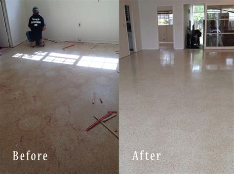 Terrazzo Floor Restoration by Terrazzo Polishing How Important It Is To Your