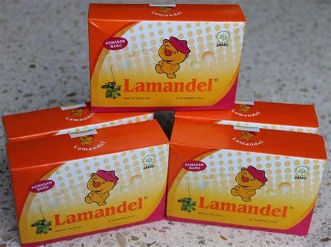 Obat Lamandel lamandel adalah ramuan tanaman obat dengan rasa segar yang