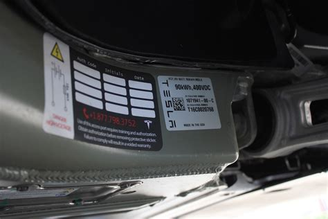 Tesla Battery Kwh Tesla Model S 75d 75 Kwh Can Be Unlocked Via Firmware