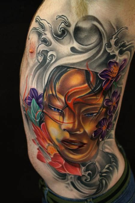 art junkies tattoo studio tattoos nature asian