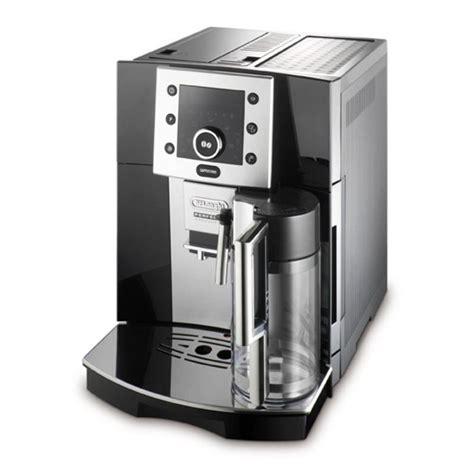 delonghi esam 5500 b machine expresso automatique avec broyeur perfecta noir achat vente
