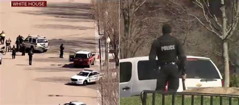 shots fired at the white house update d c horrified as man commits suicide outside white house