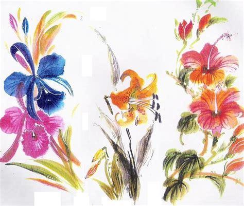 painting designs block batik design collection