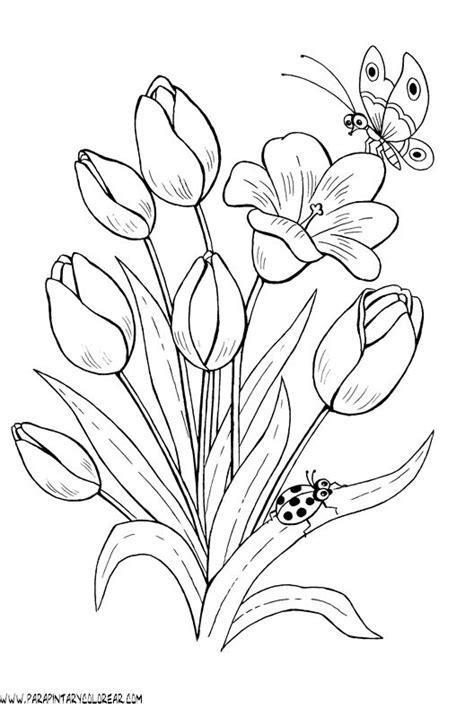 imagenes de flores grandes para pintar en tela m 225 s de 1000 ideas sobre pintura de tulip 225 n en pinterest