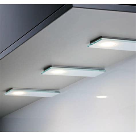 onderbouwspots keuken superled sun e led keukenverlichting set van 3 12v