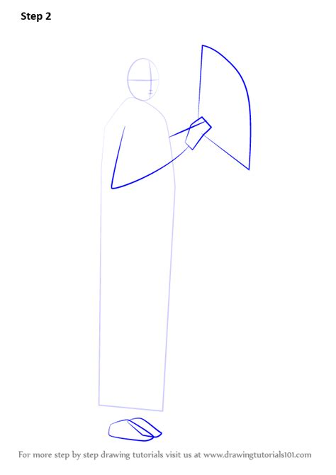 tutorial kagura step by step how to draw kagura from inuyasha