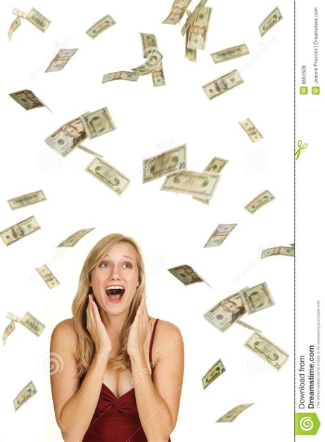 Win Money Lottery - winning the lottery royalty free stock images image 6651509