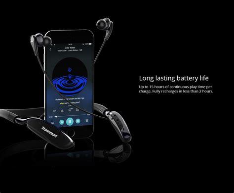 Tronsmart Encore Bluetooth Earphone S4 tronsmart encore s4 active noise cancelling headphones