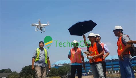 Drone Pemetaan pelatihan drone baplitbang kabupaten berau kalimantan timur technogis