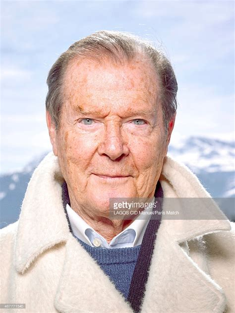 roger moore roger moore paris match issue 3436 april 1 2015 getty