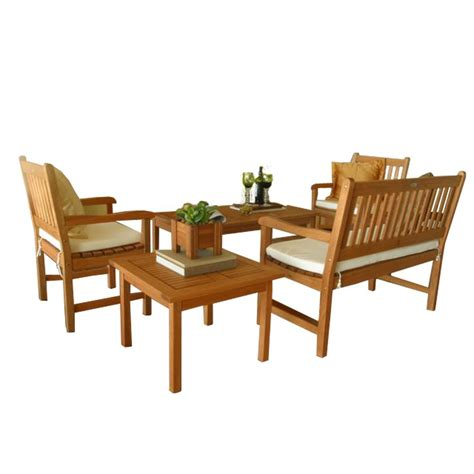 amazonia 5 seating set best patio furniture