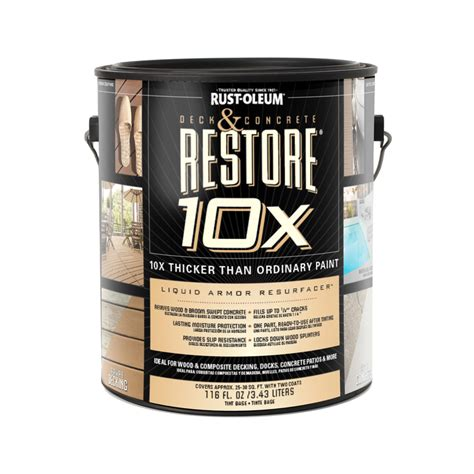 Rustoleum Restore Prices   Ask Home Design