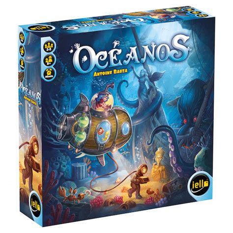 Oceanos Boad oceanos iello