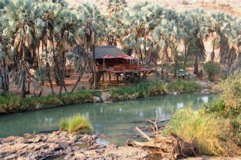 Most Comfortable Toilet Epupa Falls Lodge