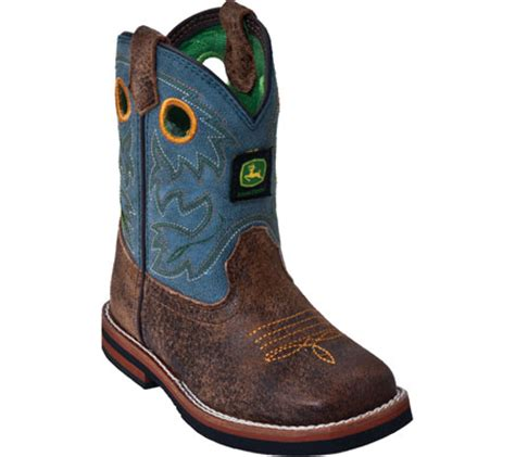 deere boots infants toddlers deere boots johnny popper 1317