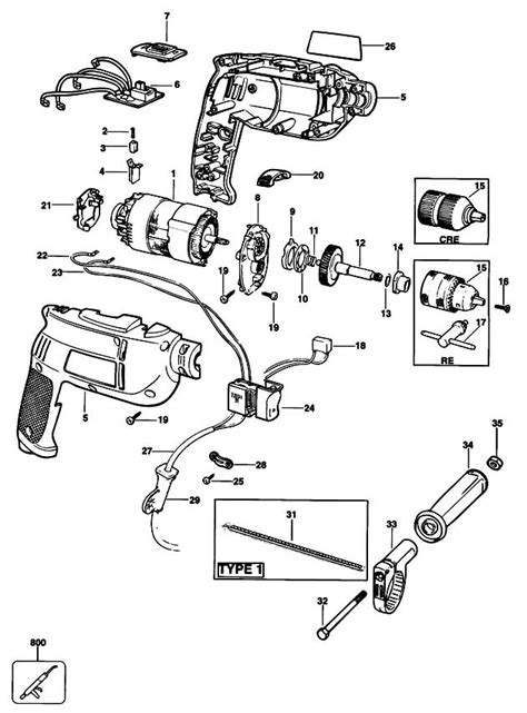 black decker replacement parts black and decker repair parts