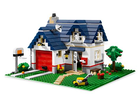 apple house apple tree house lego shop