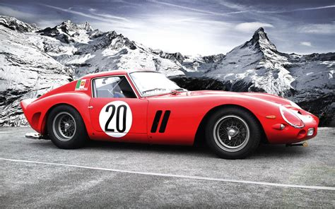 ferrari classic race car ferrari 250 gto vehicles cars auto retro classic race