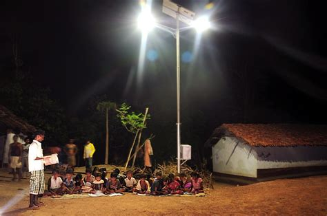 Sunedison To Now Solarize The Indian Villages Green Solar Light In India
