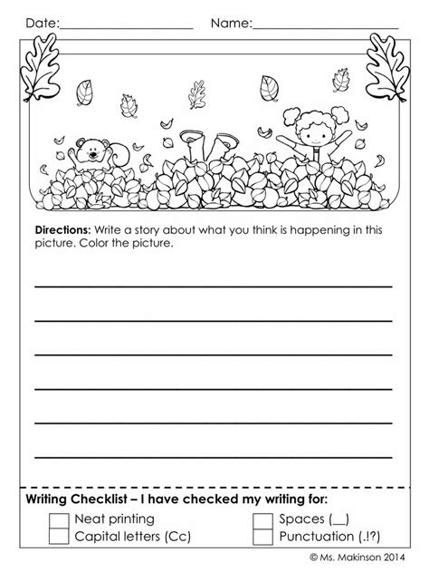 november printables  grade literacy  math