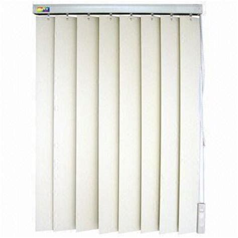 Pvc Vertical Blinds 3 5 Inch 89mm Pvc Vertical Blind On Global Sources