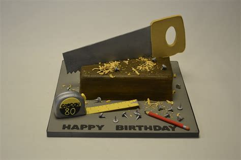 DIY Carpenters Cake   Boys Birthday Cakes   Celebration Cakes   Cakeology