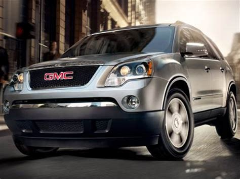 2008 gmc acadia slt sport utility 4d pictures and videos kelley blue book