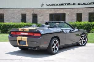 Dodge Challenger Convertible Drop Top Customs