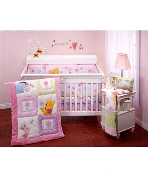 winnie the pooh nursery bedding sets disney baby winnie the pooh sweet as hunny 3 baby crib bedding set ebay