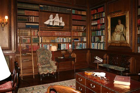 somebody at the door library crime classics books filoli mansion library flickr photo
